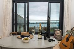 Great view of #TrearddurBay beach from this 4 bed #Anglesey property