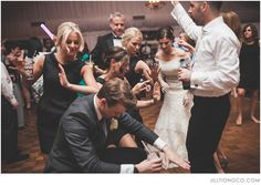 get all your family to dance together for a fun photo!  | Jill Tiongco Photography