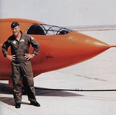 Chuck Yeager & the Bell X-1