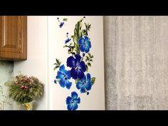 Яркие Салфетки на Холодильник | Украшение кухни своими руками - YouTube