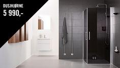 Så velger du dusjvegg - INR