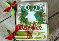 A December Daily/Traditions Album by JenGallacher from our Scrapbooking Gallery originally submitted 12/03/12 at 12:57 PM