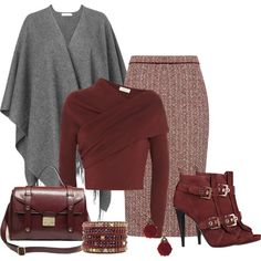 """Great Wrap"" by lisa-gibbs-harden on Polyvore"