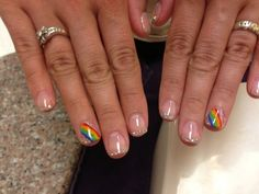 20 Ways To Show Pride On Your Nails