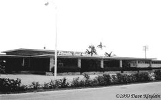 1959 – the Florida East Coast Railway Station in North Miami - Amazing Midcentury Photographs of Miami  Page 2 of 2  Best of Web Shrine