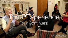 The PTXperience Episode 4 Tour Continues!  * Audience participation is a great Idea, but I do understand it did not work out. It's fine...:'(
