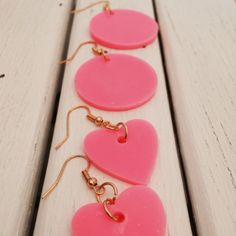 Orecchini Persian Pink