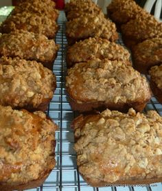 Growing in Grace: Banana Nut Bread with Streusel Topping