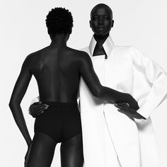 """@nykhor and #AtongAjork cover @SuitedMagazine! See more photos on Models.com"""