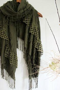 https://www.etsy.com/listing/471433328/green-shawl-olive-green-pashmina-olive
