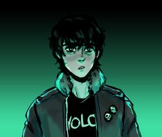 how is this the first time I've drawn Nico di Angelo… My first mullet boy<<<'mullet boy', are you referring to Keith from Voltron? I think not Arte Percy Jackson, Dibujos Percy Jackson, Percy Jackson Fandom, Rick Riordan Series, Rick Riordan Books, Will Solace, Son Of Hades, Oncle Rick, I Take A Nap