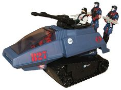 Hiss tank with two vipers on the back