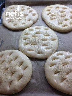Gömec (kahvalti Ekmegi) Food Platters, Turkish Recipes, Homemade Beauty Products, Snacks, How To Make Bread, Health And Nutrition, No Cook Meals, No Bake Cake, Bon Appetit