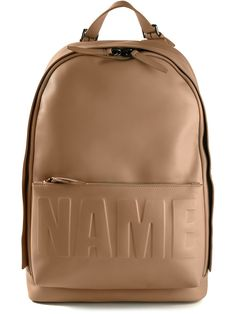3.1 Phillip Lim 'name Drop' Backpack - O' - Farfetch.com