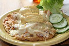 langos m kyckling