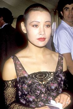 Joan Chen heaven and earth