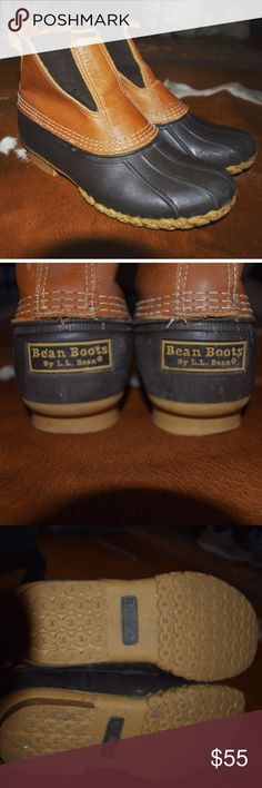 L.L.Bean Boots Men's size 9! Used and in good condition! L.L. Bean Shoes Boots