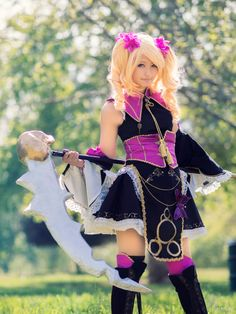 Moutoku Sousou (Koihime Musou) #anime #cosplay