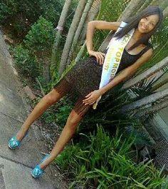 KZN Top Model 2014 Finalist - Mpilo