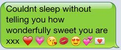 Good Night Text Messages