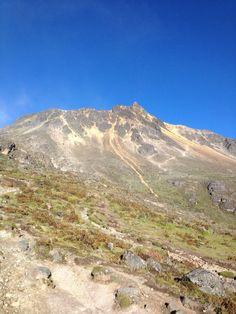 Iliniza Norte 5126 metros de altura#ecuador