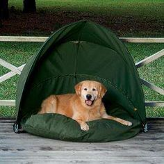 Canine Cabana Outdoor Dog Bed | Outdoor Dog Beds | FetchDog