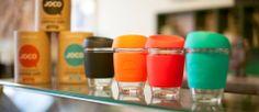 Die bunten Coffee-to-go Cups von JOCO verbinden cooles Design mit Nachhaltigkeit!