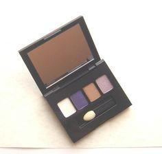 ESTEE LAUDER Pure Color Eyeshadow mirrored compact 4 shades 30,09,35,26 #EsteeLauder