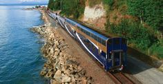 Canadian costal Rail 8 days/7 nights Coastal Passage #Canadian #Rockies Highlights (Eastbound) #Seattle-#Vancouver-#Kamloops-#Banff-Lake# Louise-#Calgary