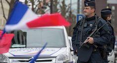 Francia detiene en medio año a 165 supuestos terroristas, más que en todo 2015