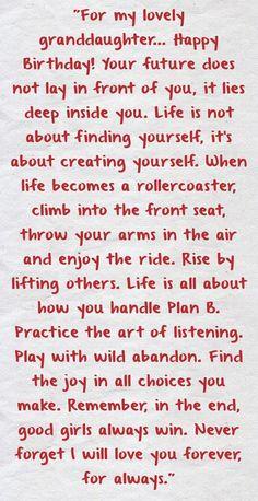 Grandkids Quotes, Quotes About Grandchildren, Birthday Verses, Birthday Quotes, Birthday Fun, My Children Quotes, Quotes For Kids, Mom Quotes, Wisdom Quotes