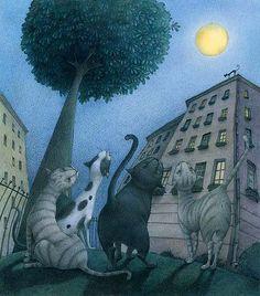 Ilustración de Lina Dudaite   http://www.colectivobicicleta.com/2012/02/ilustracion-de-lina-dudaite.html