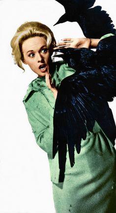 """Tippi Hedren for """"The Birds"""""""