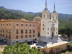 Santuario de La Fuensanta. Murcia.