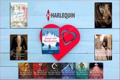 Saleta de Leitura: Vamos ler Harlequin