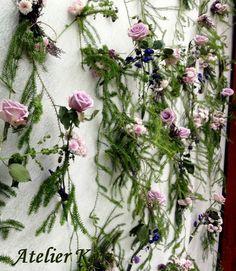 Floral Wreath, Decorations, Wreaths, Nature, Flowers, Plants, Atelier, Floral Crown, Naturaleza