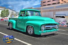 Ford F100-Green | Flickr - Photo Sharing!
