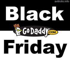 [Black Friday Deals] Godaddy $1.99 Domain Registration Offer
