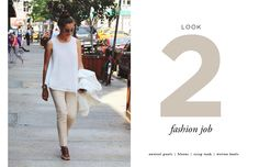 Get Interview Ready with @Independent Fashion Bloggers via The Everygirl   // Fashion Job