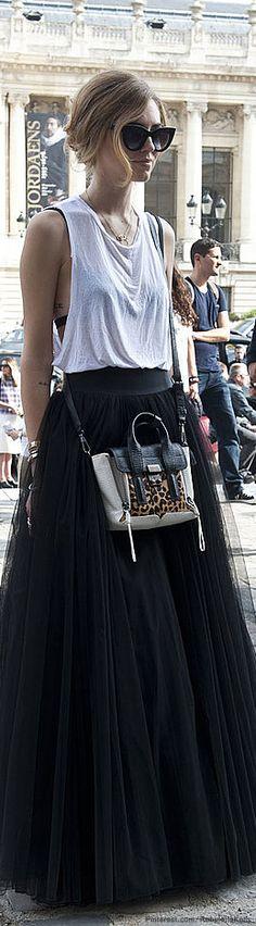 Chiara Ferragni | Street Style, PFW