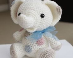 Patrón amigurumi Crochet abraza la oveja por littlemuggles en Etsy