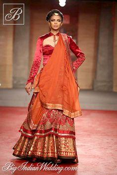Anju Modi bridal couture collection 2013
