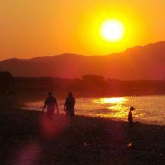 #AurinkoHania #Kreeta #Aurinkomatkat Varanasi, Celestial, Sunset, Outdoor, Sunsets, Outdoors, Outdoor Games, The Great Outdoors, The Sunset