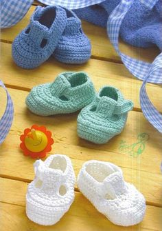 recien nacidos crochet