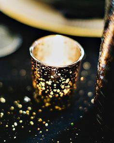 Timeless Black, Feather & Gold Wedding Inspiration