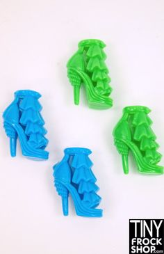 Barbie Pirate Heels
