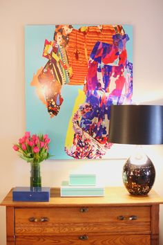 Style At Home: Amelia Eichholz Of Colour Bloc   theglitterguide.com