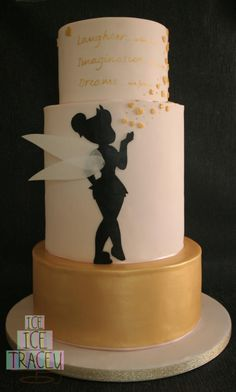 Tinkerbell 2 - Cake by Ice, Ice, Tracey