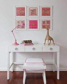 VM designblogg: Bohemian Chic Παιδικό Δωμάτιο