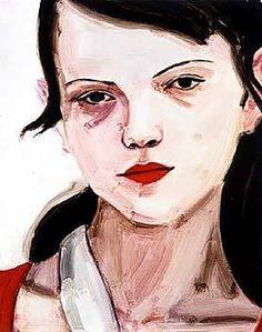 Meg White by Elizabeth Peyton